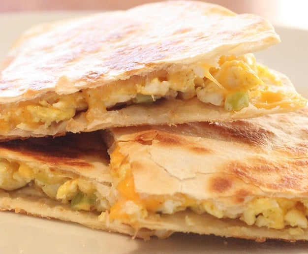 Breakfast Quesadillas | Recipes & Me