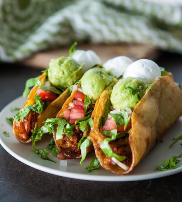 Chicken Fried Tacos