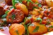 Chorizo & White Bean Stew