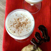 Homemade Eggnog for Christmas