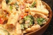 Confetti Chicken Pasta Recipe