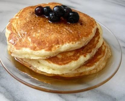 Fluffy Pancakes | Recipes & Me