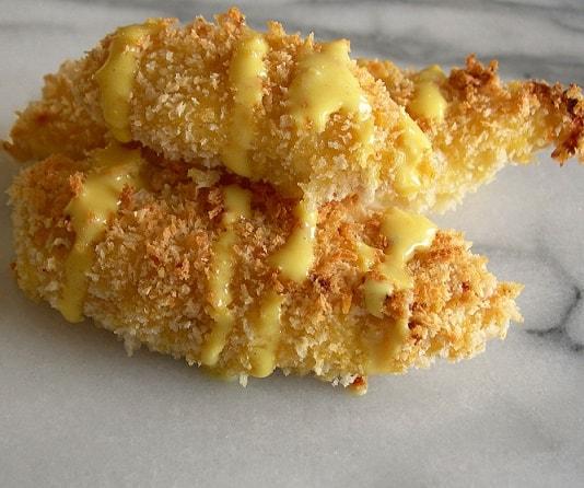 Honey Mustard Chicken Tenders | Recipes & Me