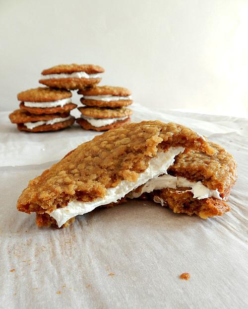 Oatmeal Cream Pies - Recipes & Me