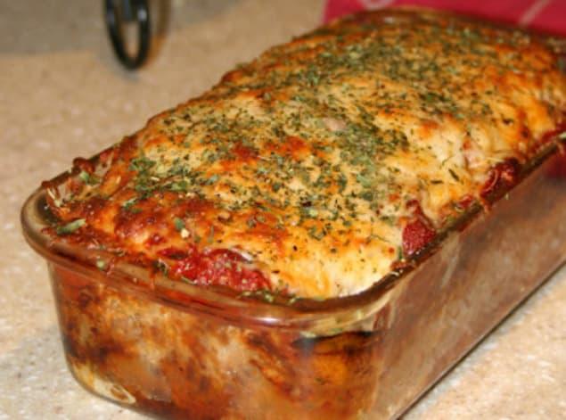 Parmesan-Meatloaf