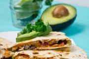 The Best Vegan Quesadillas