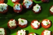 Watermelon and Feta Appetizers