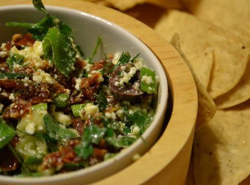 Feta Salsa - Recipes & Me