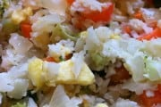 Grain-free Fried Rice with Cauliflower