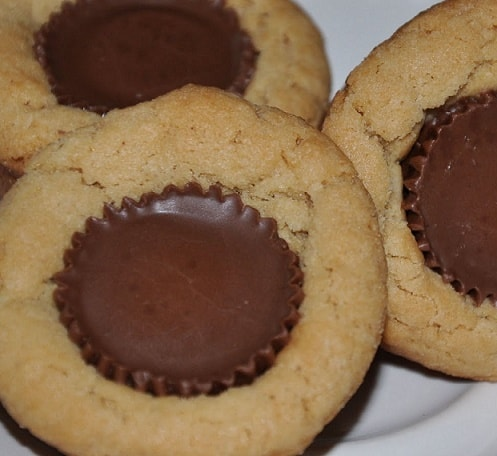 Peanut Butter Cup Cookies | Recipes & Me
