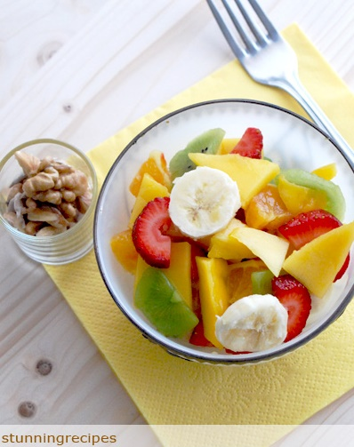 healthy fruit recipes for breakfast healthy fruits for the heart