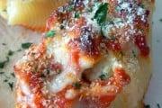 Yummy Turkey and Artichoke Stuffed Shells