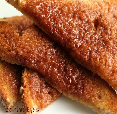 Cinnamon Toast | Recipes & Me