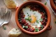 A Berber Omelet Recipe