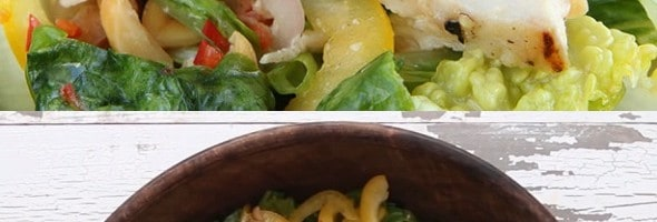 Delicious Chicken Salad With Thai Dressing Recipe