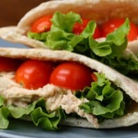 Healthy Chicken Salad Pockets