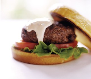 Loaded Burgers with Special Sauce