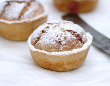 Chickpea pastries