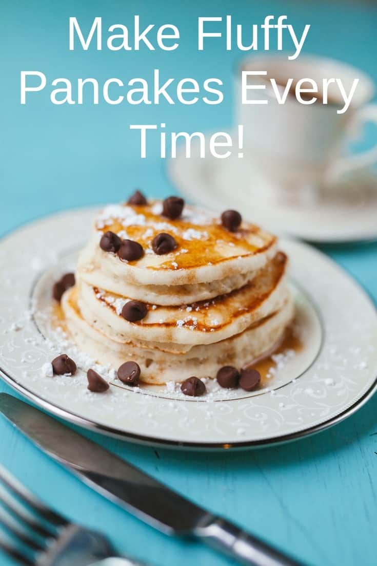 Make Fluffy Pancakes Every Time!