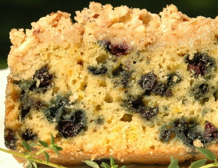 Maple Blueberry Coffee Cake - Recipes & Me