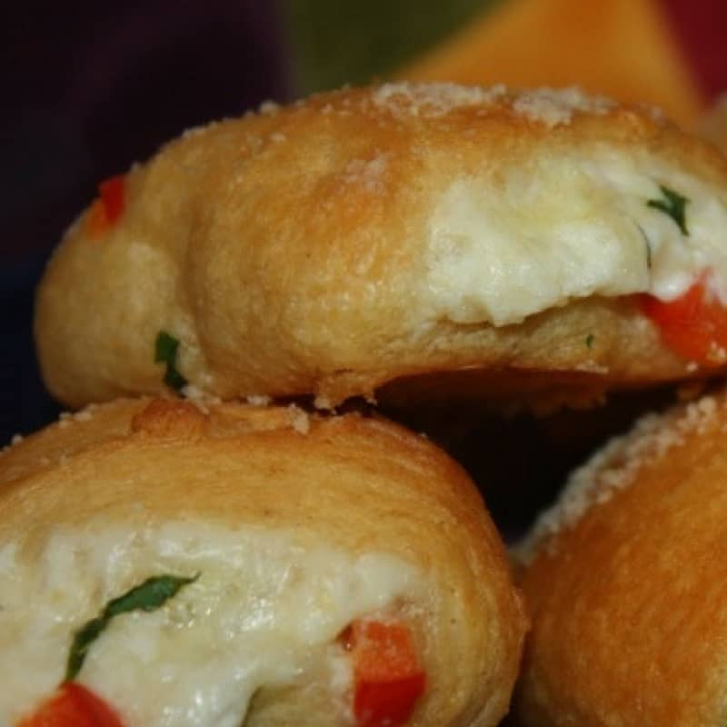 Christmas Appetizers: Parmesan Bites by ChristyRobbins