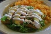 Chicken Enchiladas Diabetes Recipe