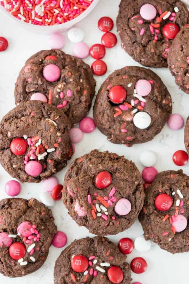 Very Valentine cookies