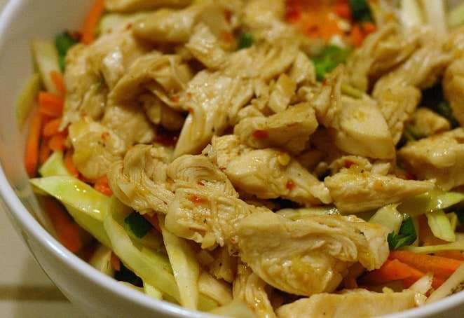 Chicken Salad With Thai