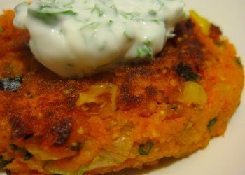 Corn Fritters with Cheddar Recipe