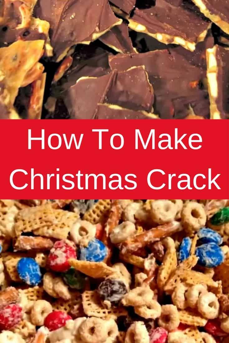 How To Make Christmas Crack