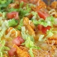 Mexican Doritos Chicken Casserole