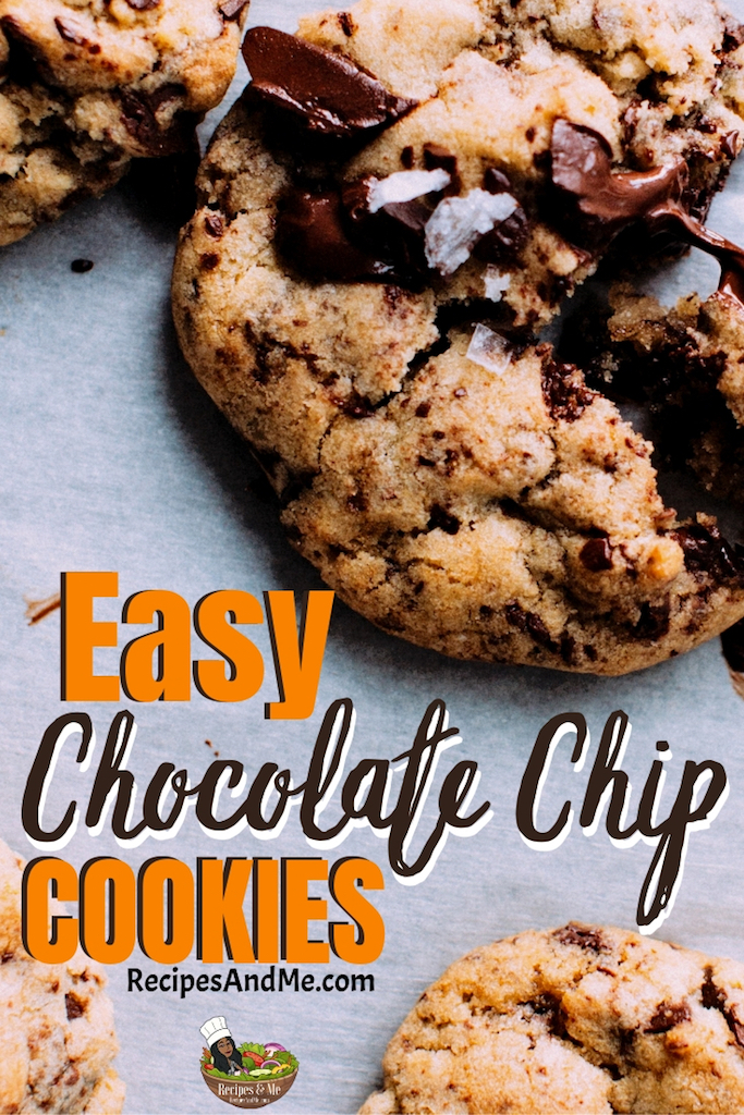 There are only four ingredients plus the chocolate chips and only a few steps to keep it simple. Anyone could do it, no matter how advanced your baking skills. #chocolate #chips #ingredient #cookies #easy #chewy #best #recipe #healthy #homemade #crispy #simple #crunchy #tasty #healthier #lowcarb #quick #withmargarine #milk #peanutbutter #dessert #snacks #breakfast #microwave #ideas #bars #cleaneating #brownies #howtomake