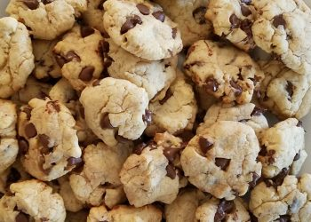 Easy chocloate chip cookies