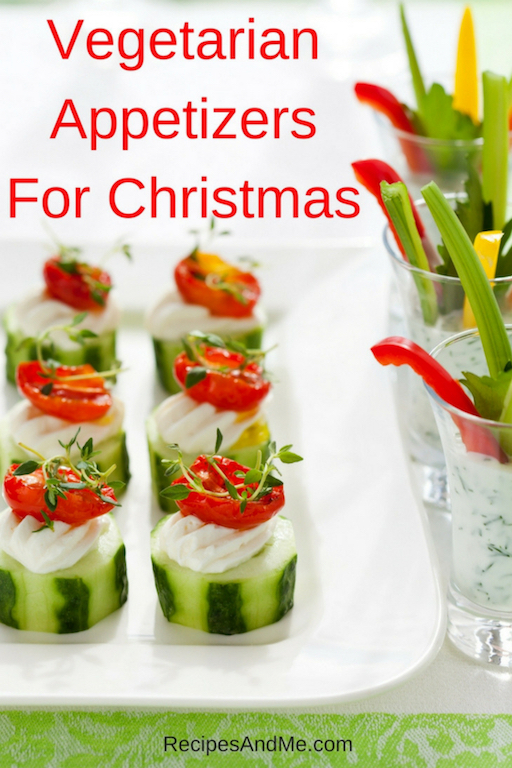 Need easy vegetarian kid friendly appetizers? These recipes are great for Holidays. Christmas, or any occasion! #vegetarian #appetizers #recipes #holidays #mealplanning #mealprep #healthy #easy #cleaneating
