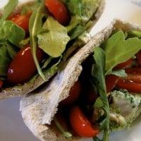 Healthy Chicken Salad Pockets