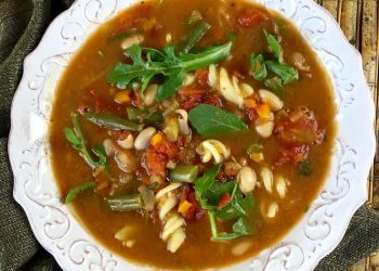 Hardy minestrone Soup
