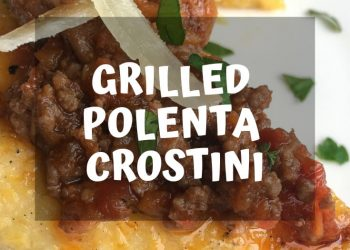 Once chilled, polenta can be either grilled or fried and served in place of bread or pasta in many recipes. #recipes #Healthy #Dinner #lunch #cooking #simple #mealprep #Easy