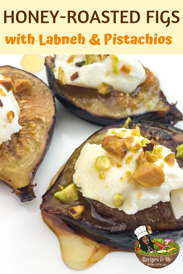 Labneh is a soft cheese made from strained yogurt. It is easy to make at home by simply adding a bit of salt and straining the excess whey with the help of a strainer and some cheesecloth or other porous fabric.  #Appetizers #FigRecipe #Figs #Recipes #Roasted #OvenBaked #Pistachios