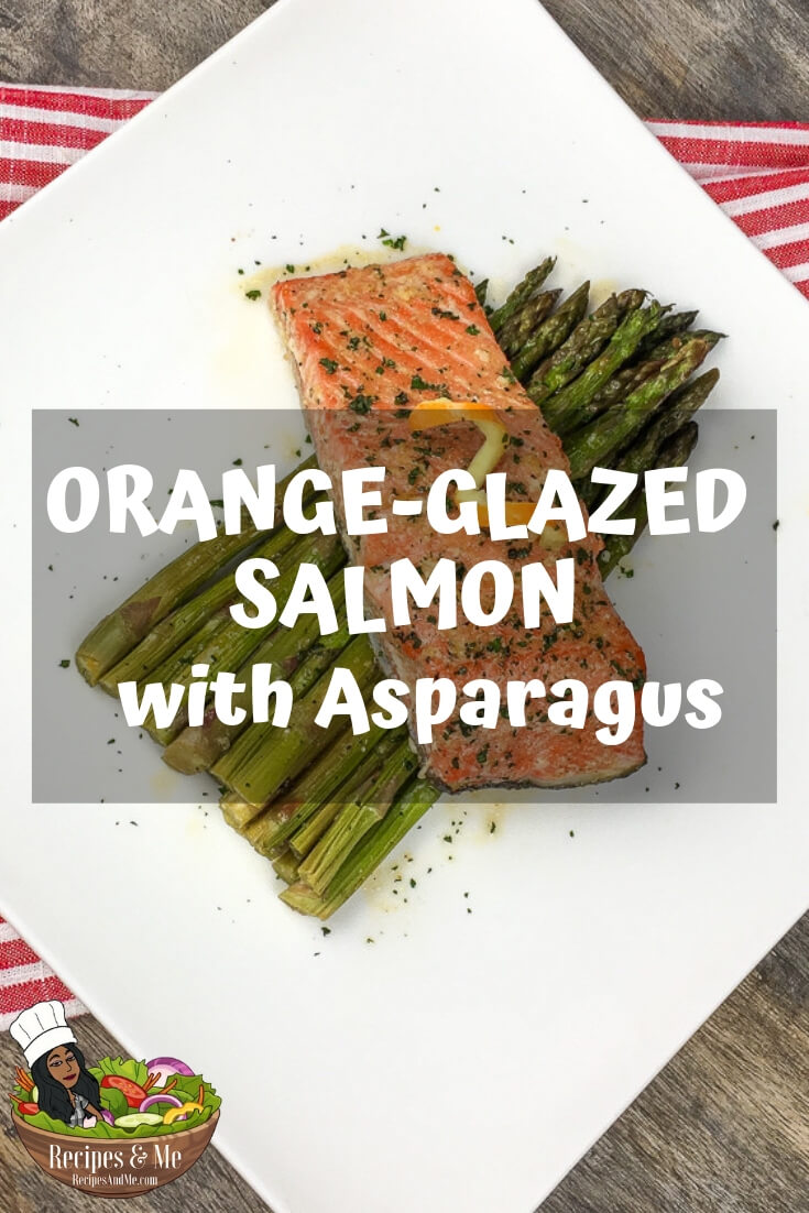 This quick and easy one pan dinner is the perfect healthy weeknight meal. #recipes #Healthy #salmon #weeknight #Dinner #lunch #cooking #simple #mealprep #Easy