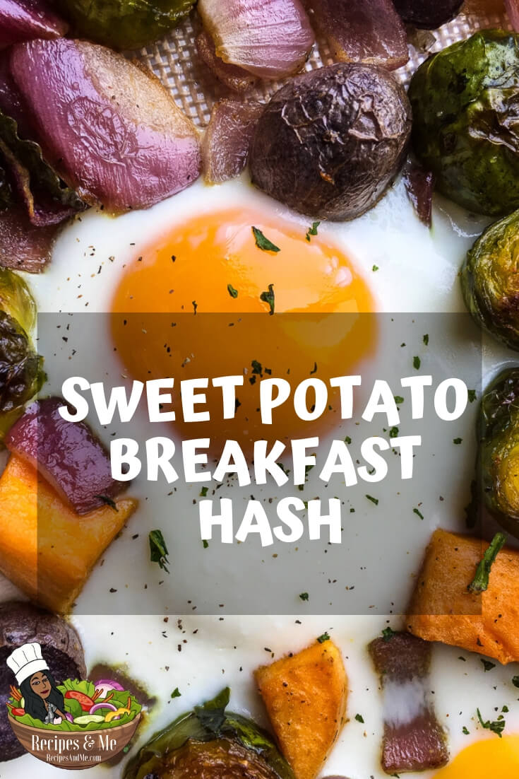 This recipe delivers such a gorgeous display of color with its rich oranges, deep purples, and gorgeous greens. Once you bite into the perfectly balanced flavors, you'll realize this breakfast beauty runs more than skin deep. #RecipeForSweetPotato #RecipeWithSweetPotato #RecipeForSweetPotato #RecipeWithSweetPotato #SweetPotato #SweetPotatoRecipe #Recipes #Healthy #Breakfast #Snack #Cooking #Simple #MealPrep #Easy #Baked