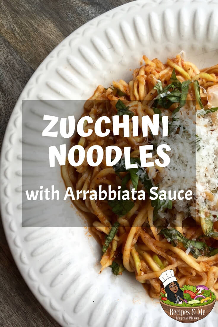 Here is a really satisfying meal you can feel good about serving! #Zucchini #ZucchiniRecipe #ZucchiniNoodles #ZucchiniNoodlesRecipe #HowToMakeZucchiniNoodles #HowToCook #RecipesHealthy