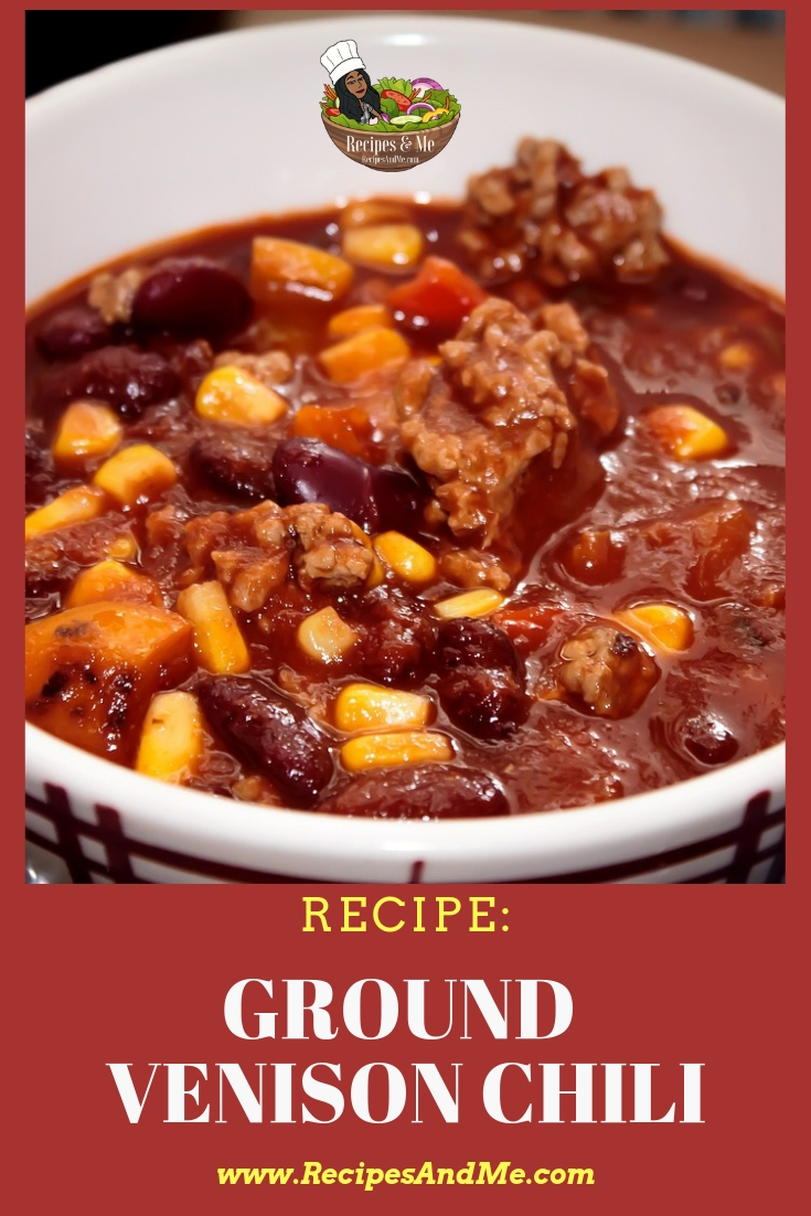 When it's time to bid bye-bye to fatty meats and unhealthy forms of carbohydrates, then it's time to add a mouth-watering venison chili recipe to your repertoire #Crockpot #Recipe #PioneerWoman #WhiteChicken #InstantPot #SlowCooker #Healthy #Vegetarian #Seasoning #Venison #Homemade #Spicy #Veggie #Instapot #Classic #simple