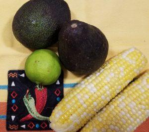EASY AVOCADO CORN SALAD - Just 3 Main Ingredients. Delicious and Super Simple, RecipesAndMe.com #HealthFoodRecipes #Avocado #AvocadoCornSalad #AvocadoRecipe #Corn #SaladRecipe #RecipesAndMe.com