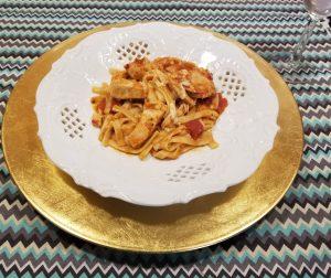 chicken breast marinara