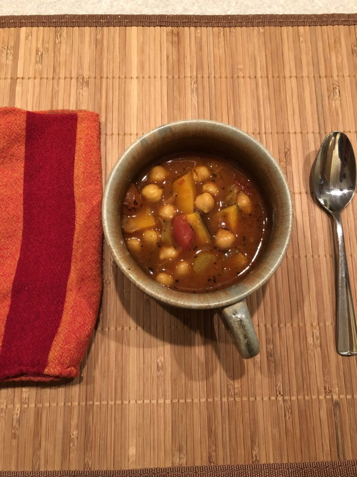 Winter Squash Gypsy Soup