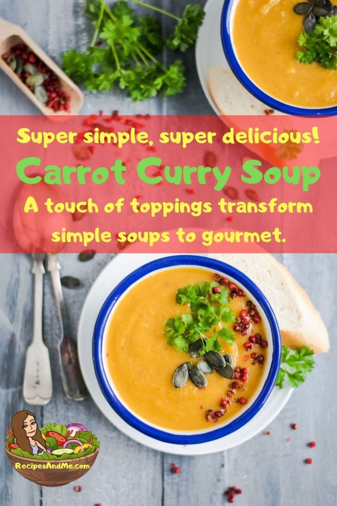 A New Favorite Fall and Wonderful Winter Warming Soup #SoupRecipes #Soup #SoupInstantPot #Curry #CurryRecipe #FallRecipes #WinterSoupRecipes #Recipes